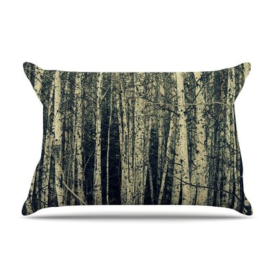 Birch by Robin Dickinson Beige Featherweight Pillow Sham