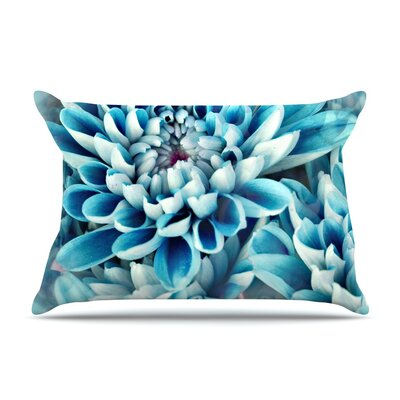 Floral Paradise by Susan Sanders Flower Featherweight Pillow Sham