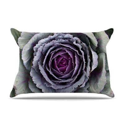 Flower Love by Susan Sanders Cotton Pillow Sham