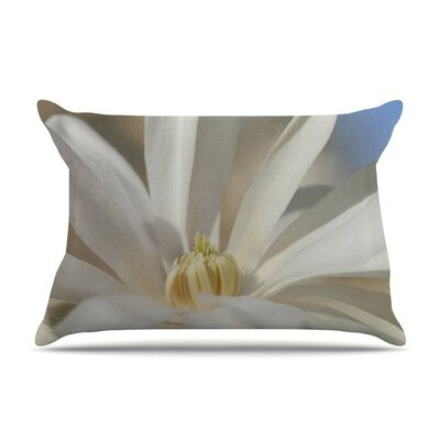 First Signs by Robin Dickinson Floral Cotton Pillow Sham