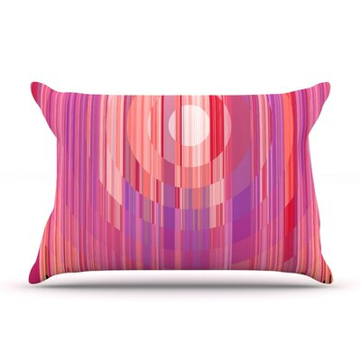 Mohave Sun Geometric by Nina May Cotton Pillow Sham