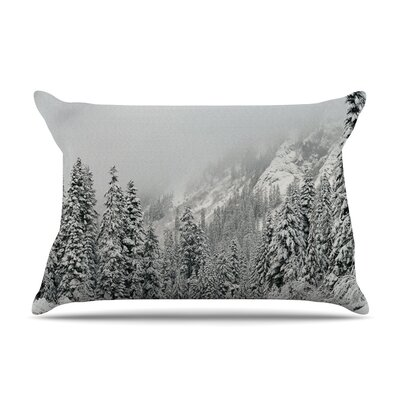Winter Wonderland by Robin Dickinson Cotton Pillow Sham