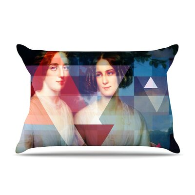 Twins by Suzanne Carter Cotton Pillow Sham