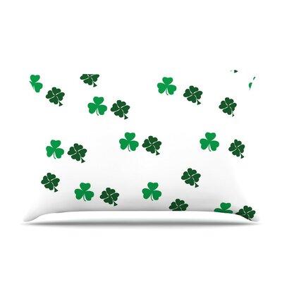 Shamrockin St. Patrick Featherweight Pillow Sham