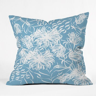 Cool Breezy Outdoor Throw Pillow Size: 16 H x 16 W x 4 D