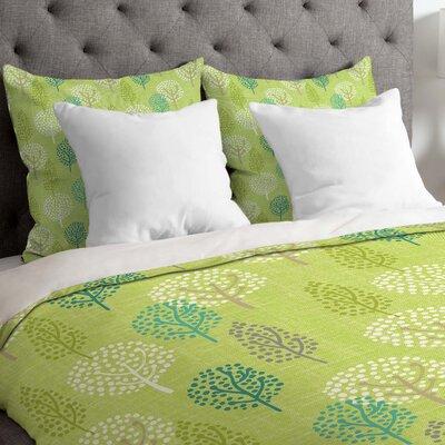 Linen Tree Duvet Cover