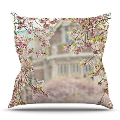 Dream by Sylvia Cook Outdoor Throw Pillow