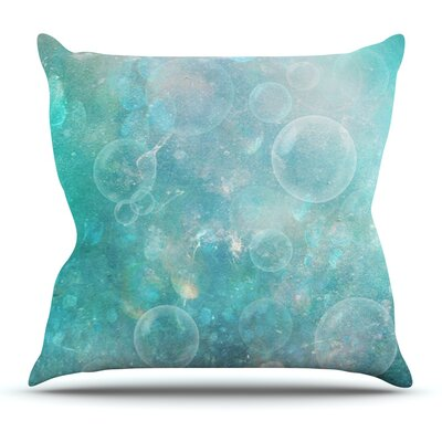 Happily Ever After by Sylvia Cook Outdoor Throw Pillow