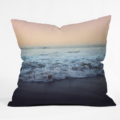 Flores Throw Pillow Size: 16 H x 16 W x 4 D