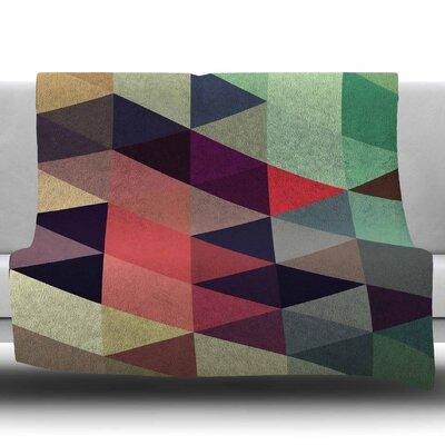 Labyrinth by Juan Paolo Fleece Blanket Size: 50 W x 60 L