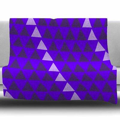 'Overload' By Matt Eklund Fleece Blanket Size: 80