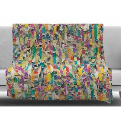 Feel It By Angelo Cerantola Fleece Blanket Size: 80 L x 60 W x 1 D