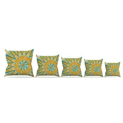 Here Comes The Sun by Art Love Passion Throw Pillow Size: 16 x 16