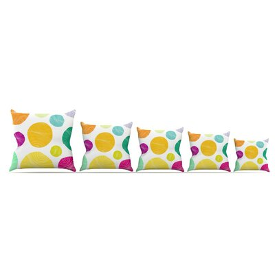 Eolo by Anchobee  Throw Pillow Size: 26