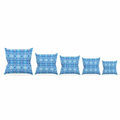 Diamonds by Art Love Passion Throw Pillow Size: 18 x 18