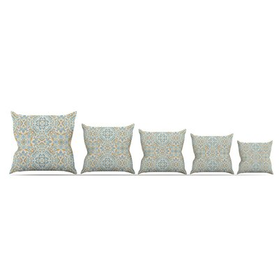 Tart by Allison Soupcoff Throw Pillow Size: 18 x 18