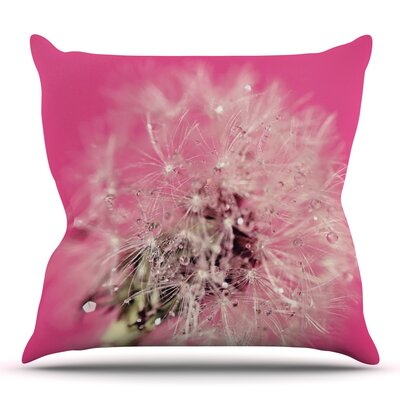 Twilight by Beth Engel Throw Pillow Size: 16 x 16