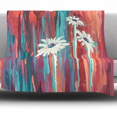 Whole by Brienne Jepkema 40 Fleece Throw Blanket Size: 40 x 30