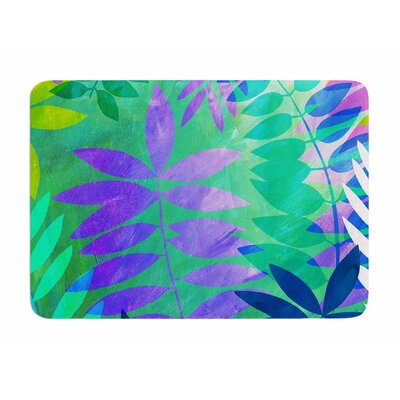 Jungle by Jessica Wilde Memory Foam Bath Mat