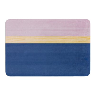 Spring Swatch - Lavender InHouse Memory Foam Bath Mat