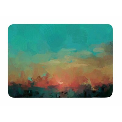 Martinique by Oriana Cordero Memory Foam Bath Mat