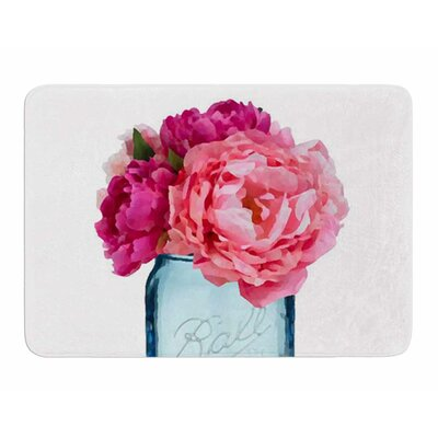 Perfect Mason by Oriana Cordero Memory Foam Bath Mat
