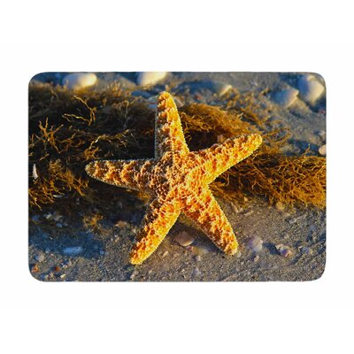 Starfish by Philip Brown Memory Foam Bath Mat