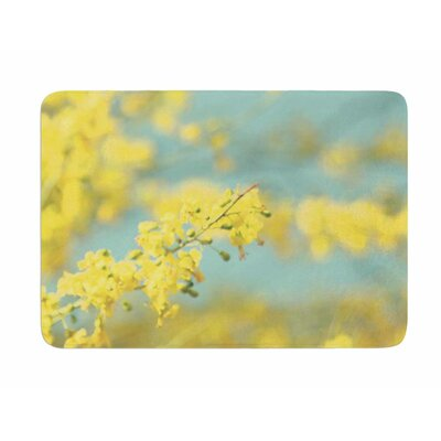 Blooms 2 by Sylvia Comes Memory Foam Bath Mat