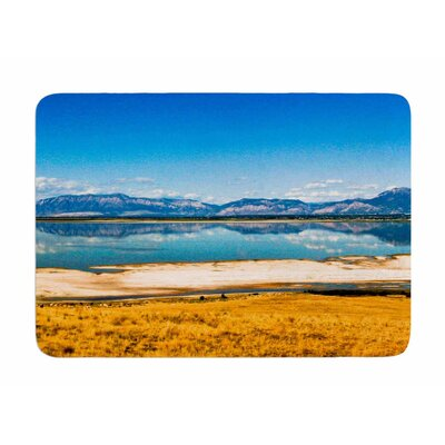 Reflection by Sylvia Comes Memory Foam Bath Mat