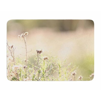 Shimmering Light by Sylvia Comes Memory Foam Bath Mat
