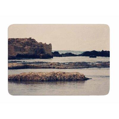 Mediterranean II by Sylvia Comes Memory Foam Bath Mat