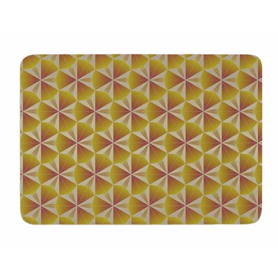 Honey by Angelo Carantola Memory Foam Bath Mat
