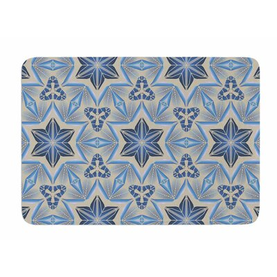 Astral by Angelo Carantola Memory Foam Bath Mat