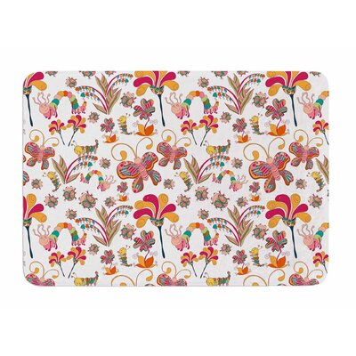 Fairy Forest by Alisa Drukman Memory Foam Bath Mat