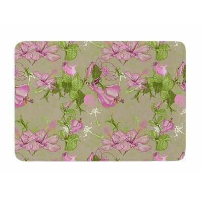 Romantic by Alisa Drukman Memory Foam Bath Mat