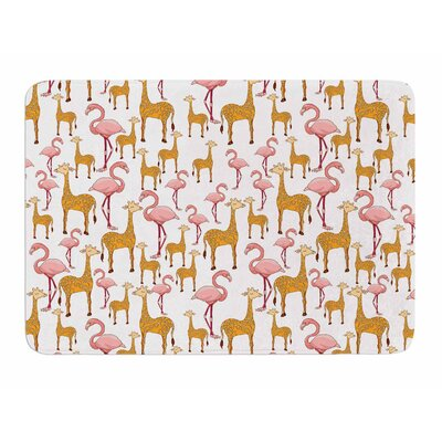 Summer by Alisa Drukman Memory Foam Bath Mat