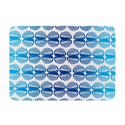 Poddy Combs by Dan Sekanwagi Memory Foam Bath Mat