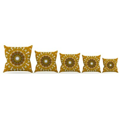 M1 Throw Pillow Size: 26 H x 26 W x 5 D