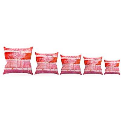 Throw Pillow Size: 26 H x 26 W x 5 D