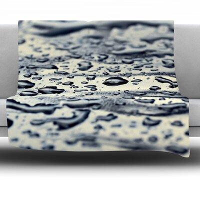 Fleece Throw Blanket Size: 40 L x 30 W