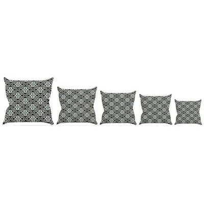 Geometric Throw Pillow Size: 18 H x 18 W x 3 D