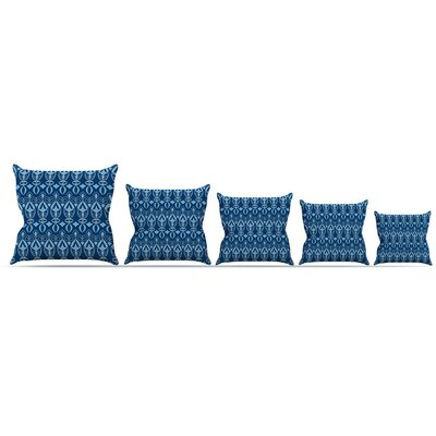 Deco Throw Pillow Size: 16 H x 16 W x 3 D