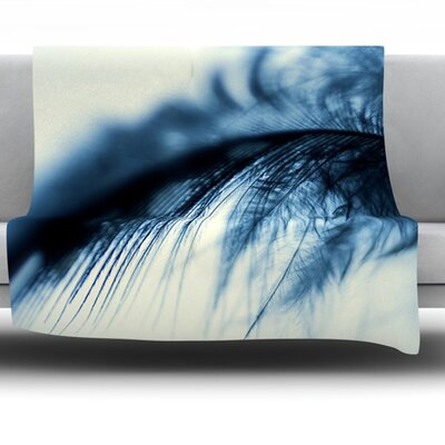 Fleece Throw Blanket Size: 60 L x 50 W