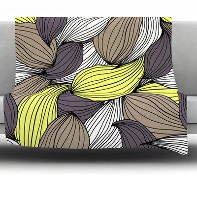 Wild Brush Fleece Throw Blanket Size: 80 L x 60 W
