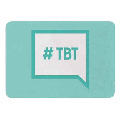 Throw Back Thursday Original Memory Foam Bath Mat