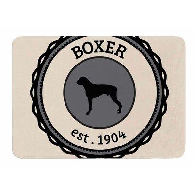 Boxer Original Memory Foam Bath Mat