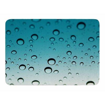 Rain by Kristi Jackson Memory Foam Bath Mat