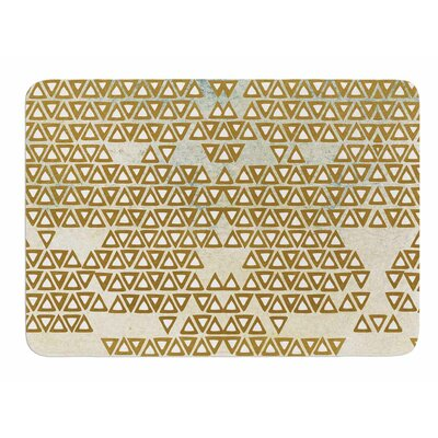 Empire by Pom Graphic Design Memory Foam Bath Mat