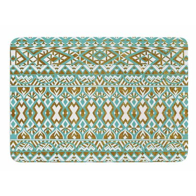 Tribals by Pom Graphic Design Memory Foam Bath Mat