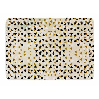 Diamond Sky by Pom Graphic Design Memory Foam Bath Mat